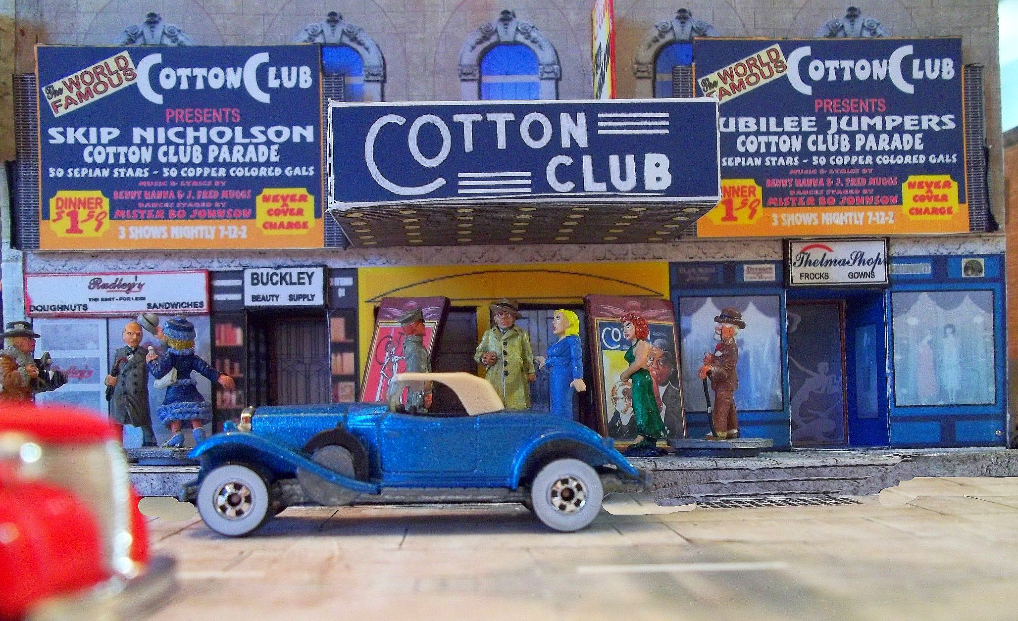 The Cotton Club Front