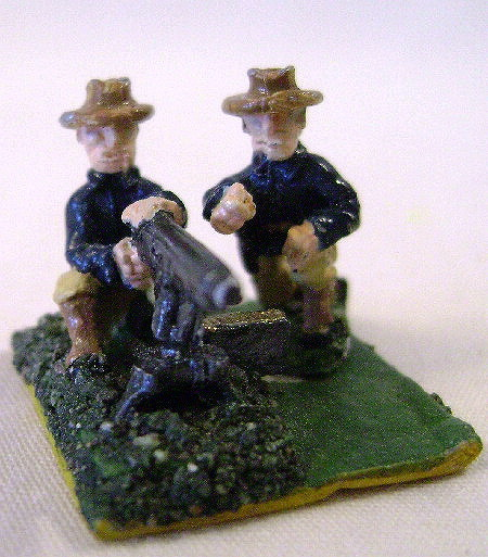 Virtual Armchair General: Rough Riders 15mm Figures For The Spanish-American And