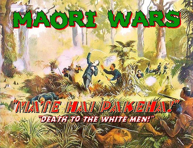 Image Gallery Maori War