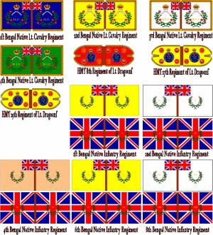 British/HEIC Set #2
