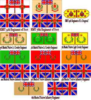 British/HEIC Set #1