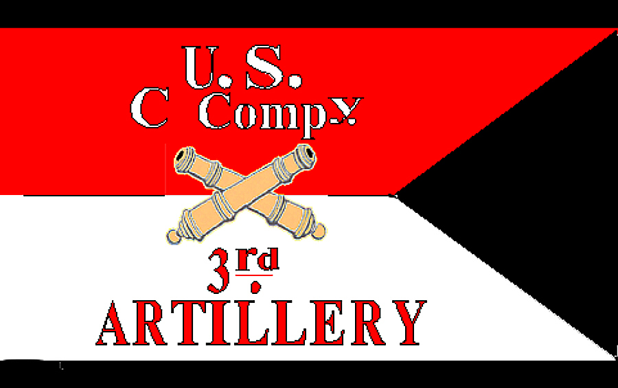 Co. C 3rd US Artillery, Ringold's Battery