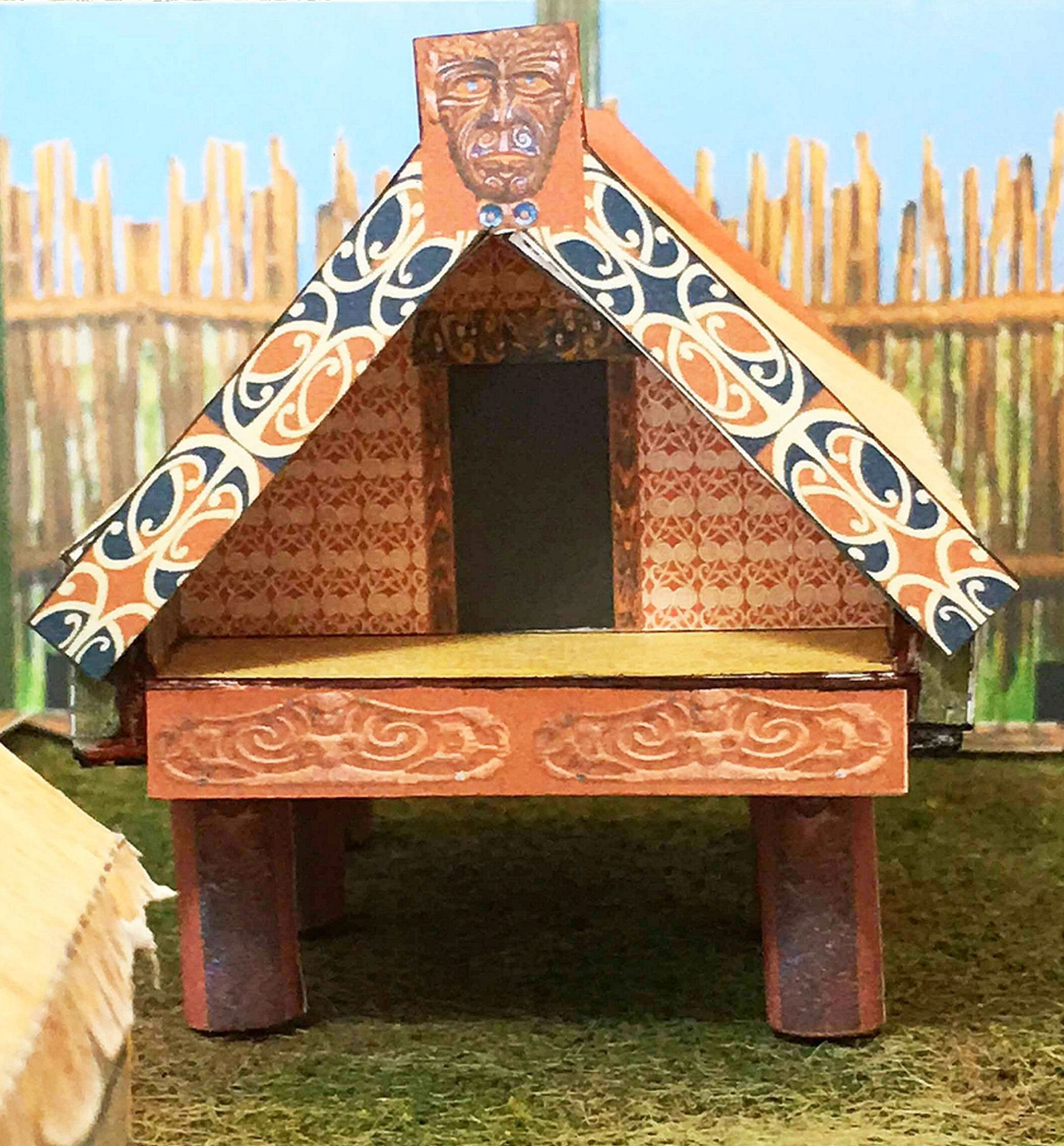 Maori Supply Hut