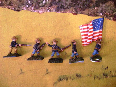 US Regular Infantry